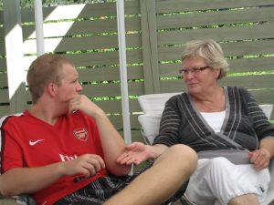 Morten og Bodil