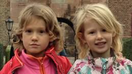 Så besøger familien Rosenborg Slot