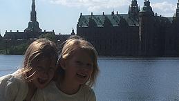 Slottet stod der endnu